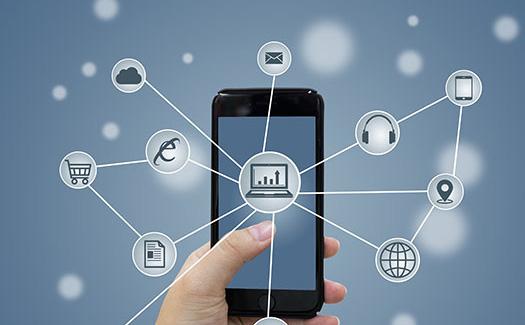 移动电子商务App