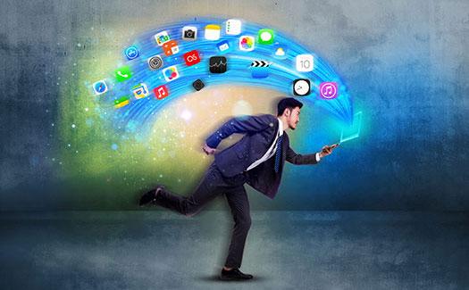 企业管理App开发